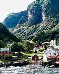 life in norway