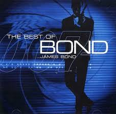 james bond album