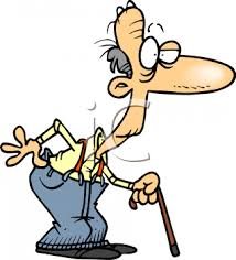 old people clipart