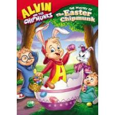 alvin and the chipmunks easter
