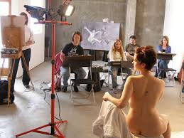 models for figure drawing