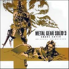metal gear solid 3 soundtrack
