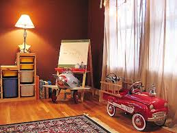 fire truck room