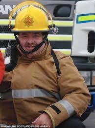 fat fireman