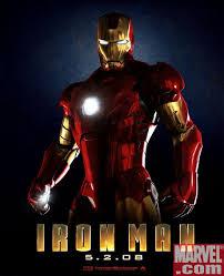 iron man movie posters