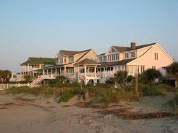 nice beach houses