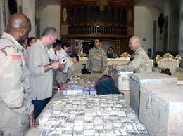iraq money