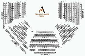 apollo theatre seating