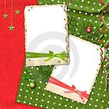 christmas layout