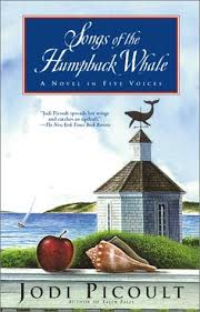 jodi picoult songs of the humpback whale
