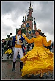 beauty and the beast belle costumes