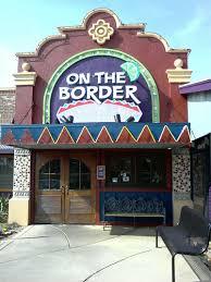 on the border restaurant
