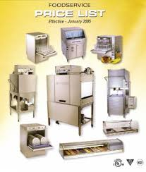 commercial dishwashing machines
