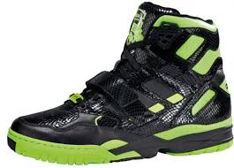 lime green basketball shoes
