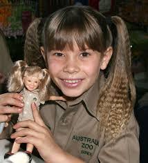 bindi irwin dolls
