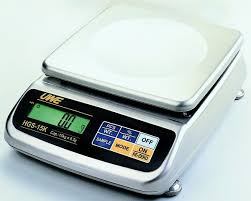 electronic weight scales