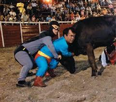 enanitos toreros