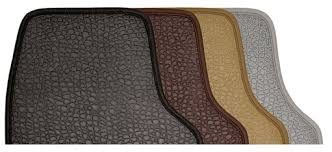 leather mats