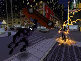 ultimate spiderman nds