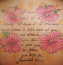 scripture tattoo designs