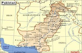 pakistan atlas