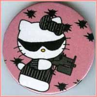 hello kitty gangster