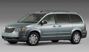 chrysler town and country lx