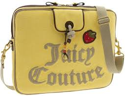 juicy couture laptop sleeves