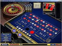 mesa de ruleta