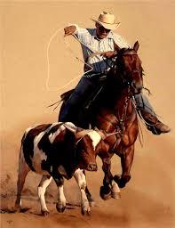 cowboy roping