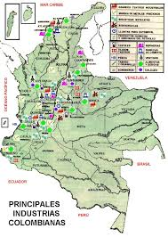 industrias de colombia