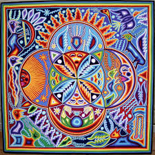 huichol artwork