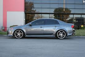 acura tl type s body kit