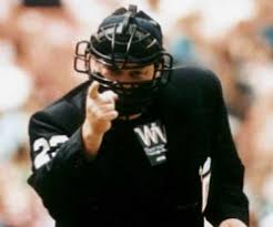 major league umpire