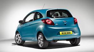 ford colour range