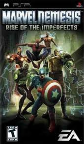 marvel imperfects