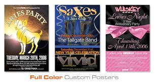 best club flyers