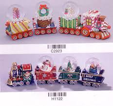 train decorations
