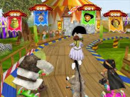 shrek carnival craze party games