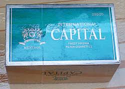 capital cigarettes