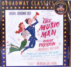 music man broadway