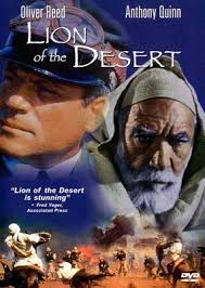 lions of the desert