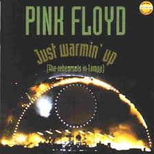 Pink Floyd - Just Warmin' Up (The Rehearsals In Tampa)