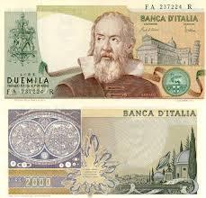 picture of italian money