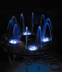 floating water fountains