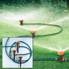 garden water sprinkler