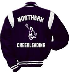 cheerleading jacket