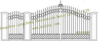 iron gates images