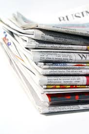 newspapers images