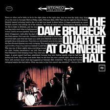 dave brubeck quartet at carnegie hall